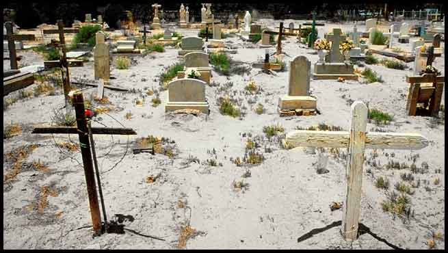 Graveyard, New Mexico